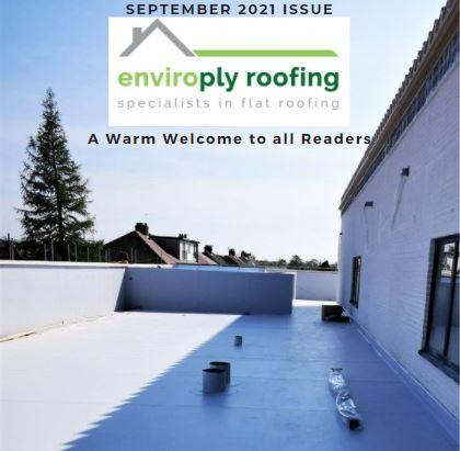 Sept 2021 Single Ply Roofing Newsletter