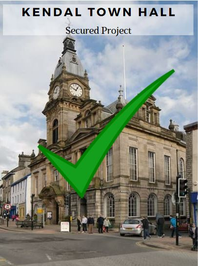Kendal Town Hall